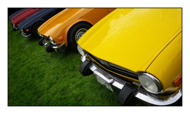 TR Cars Automobile