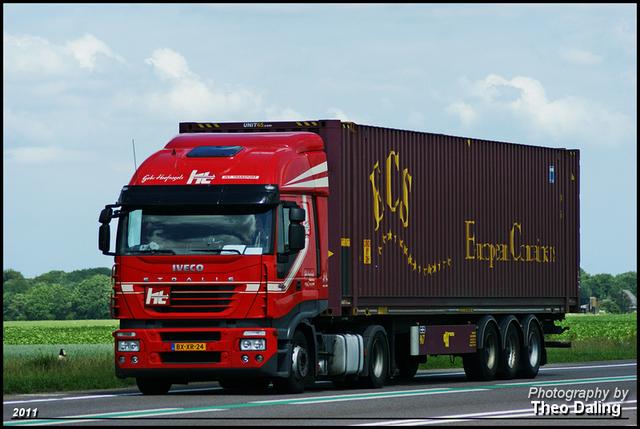 Hoefnagels, Gebr - Asten  BX-XR-24 Iveco 2011