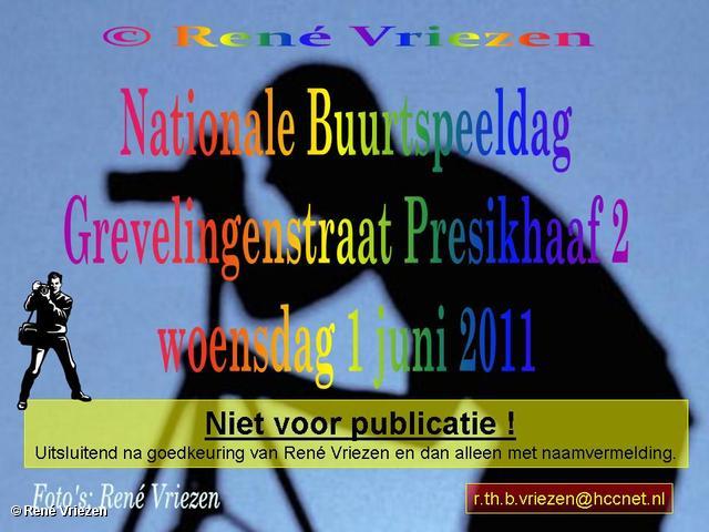 René Vriezen 2011-06-01 #0000 Nationale BuurtSpeelDag Grevelingenstraat Presikhaaf2 woensdag 1 juni 2011