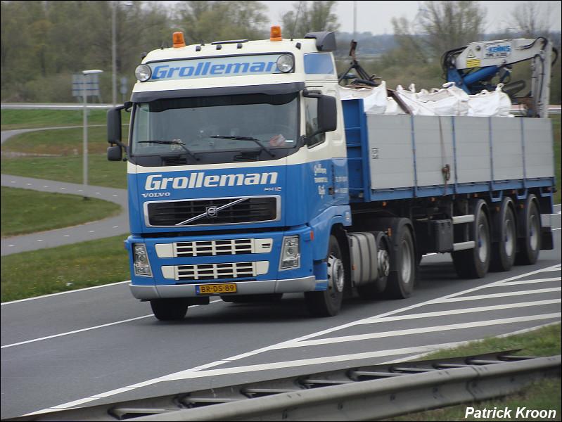 Grolleman - Truckfoto's