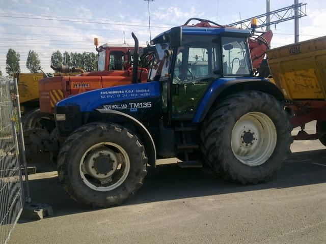 new holland tm 135 zwijnenburg div 2011