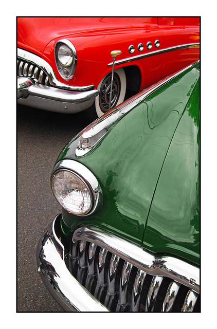 Buick Pair Automobile