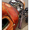 Rust Rod 01 - Automobile