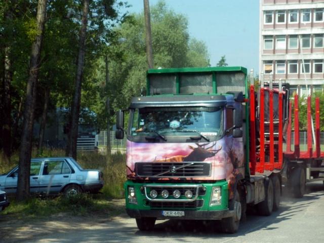 Oryginał Transport drewna - Strona 39 - wagaciezka.com - Forum transportu XA25