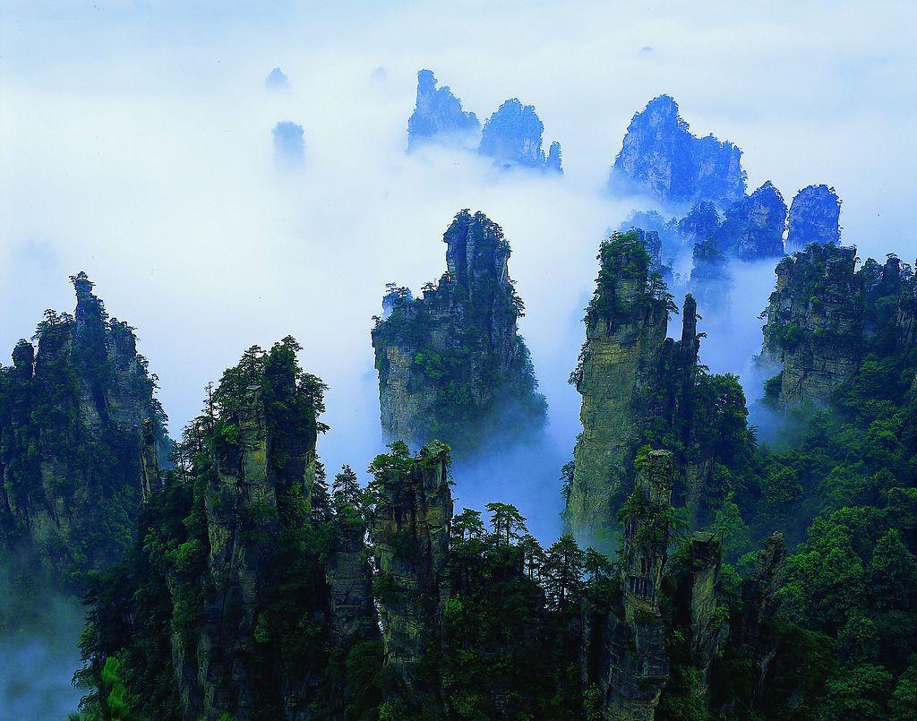 Zhangjiajie-13 -