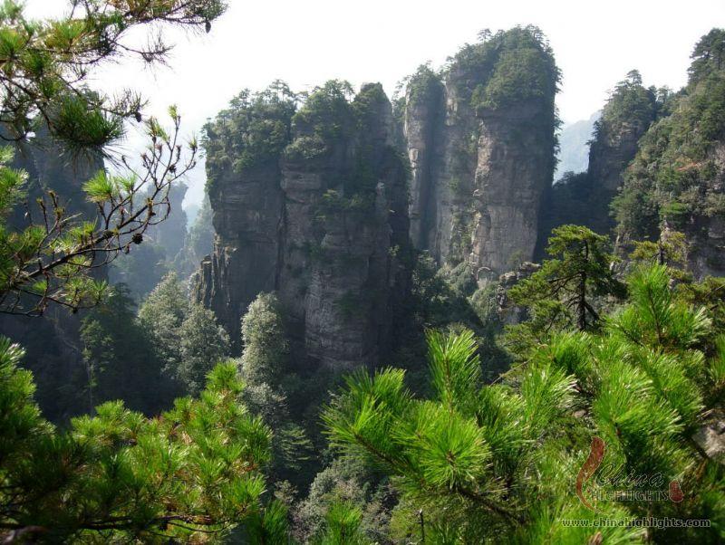 zhangjiajie-huangshi-fort3 -