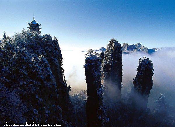 Huangshi Fort 02 -