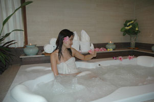 salt bath -