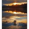 GooseSpit Sundown2011  - Landscapes