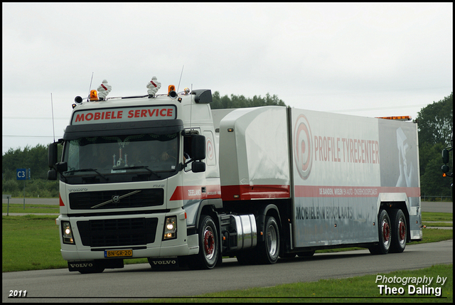 Profile Tyrecenter    BN-GR-20 Vrijdag 29-7-2011 Truckstar Festival Assen