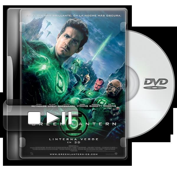 Linterna Verde 2011 [Español] [Calidad DVD]