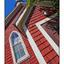 Old Red Church Comox 02 - Comox Valley
