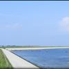 Vergezicht Noordzee - Dagje Texel 21-8-2011
