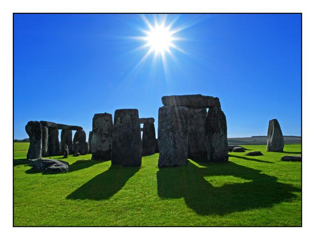 Stonehenge England and Wales