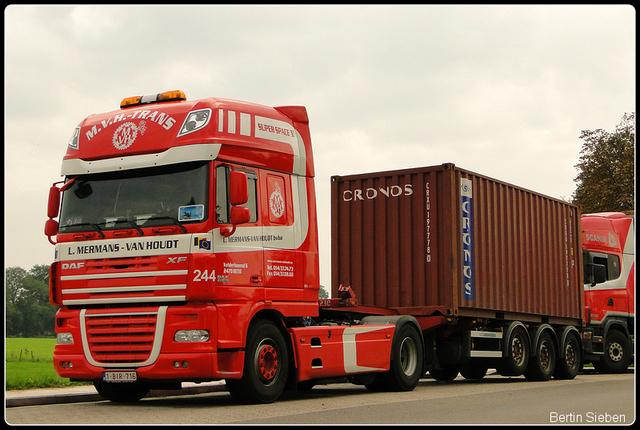 Isigny SW 032-BorderMaker Isigny met Sent Waninge