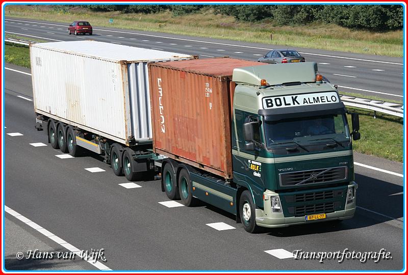 BP-LL-77  A -border - Bolk
