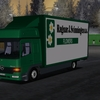 ets Mercedes Atego - GTS TRUCK'S