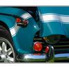 racing stripe - Automobile