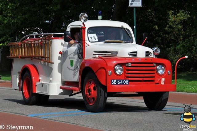 DSC 5685-border Defilé 100 jaar Brandweer IJsselstein