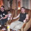 Feest van Wessie en Shane h... - Wessie en Shane vieren verj...