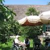 IMG 4595 - rolstoel wandelen naar Adri...