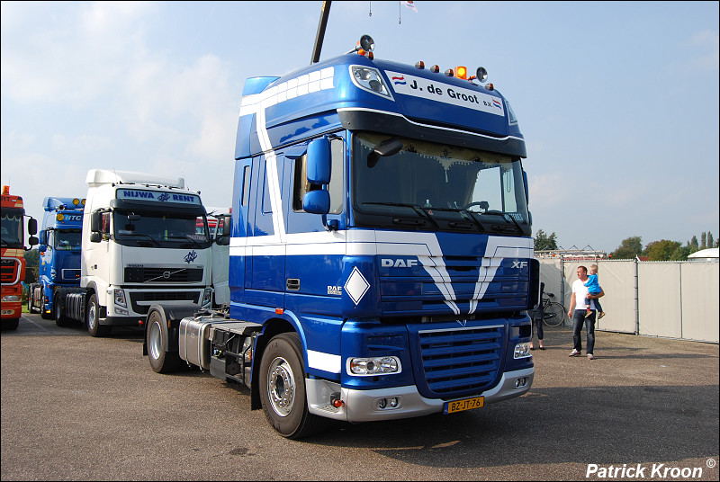 Groot, J. de - Truckrun Venhuizen