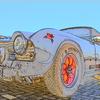 CSC0047-BorderMaker - Triumph TR4