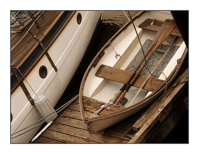 SaltSpring Ganges Boats British Columbia Canada