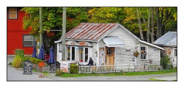 SaltSpring Cafe British Columbia Canada