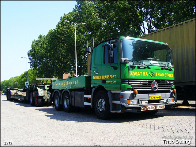 Zwatra Transport  - Rotterdam  BJ-HP-05-border Mercedes  2010