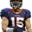 Tim Tebow - 1407x1946 (2011) - NFL Players render cuts!
