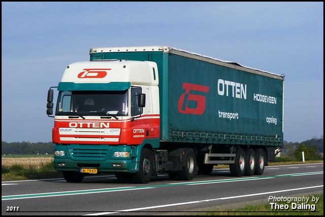 Otten - Hoogeveen  BL-PB-69 Daf 2011