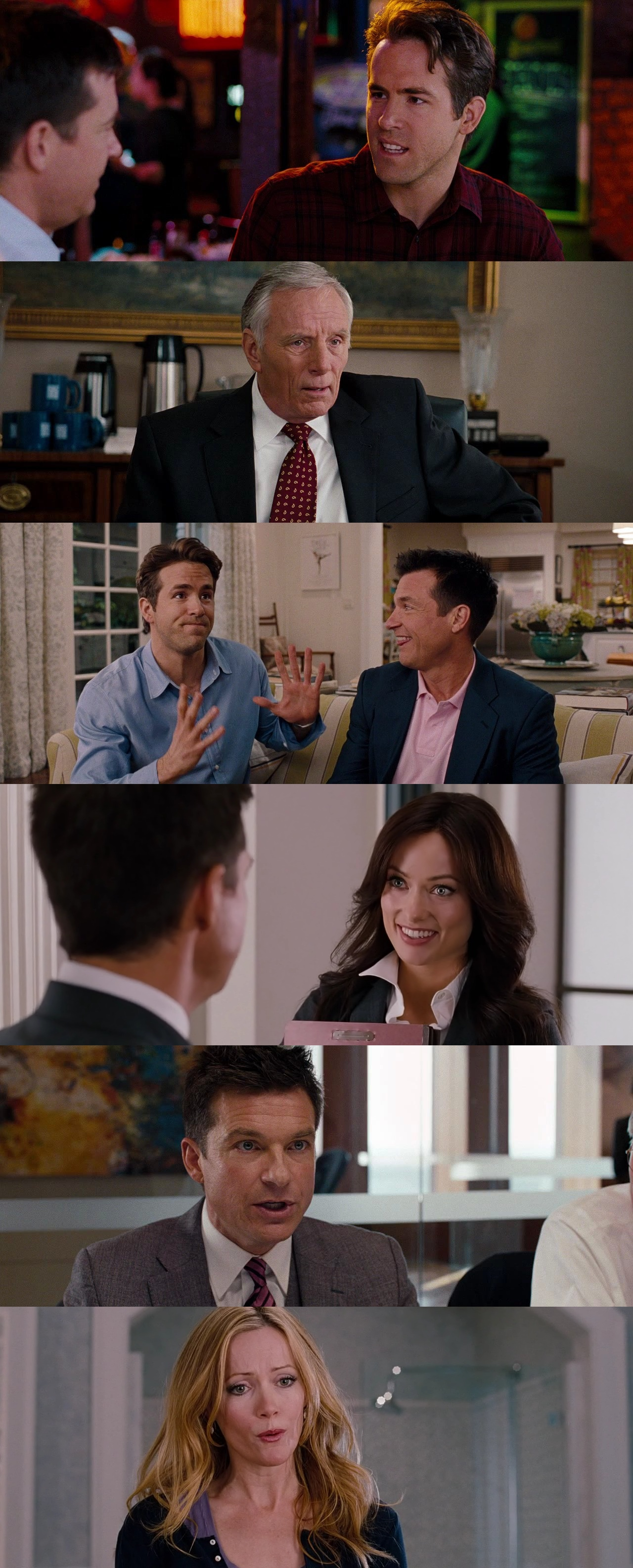 Si Fueras Yo (The Change-Up) (2011) 720p BRRip Dual ... Leslie Mann The Change Up Unrated