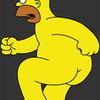 Homer Simpson 02 SCC - Picture Box