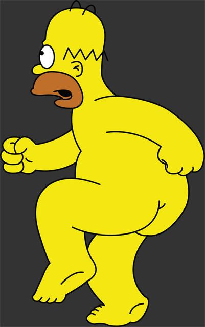 Homer Simpson 02 SCC Picture Box