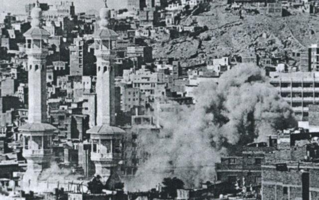 masjidilharam meletup