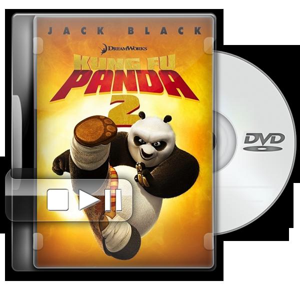 Kung Fu Panda 2 [DVDRip] [Castellano] [2011]