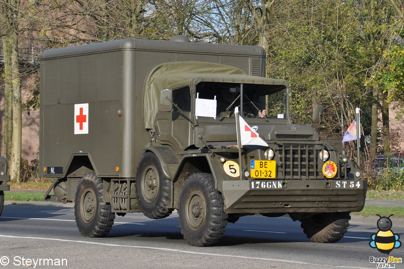 DSC 7949-border - Ambulanceoptocht UMC Utrecht 2011