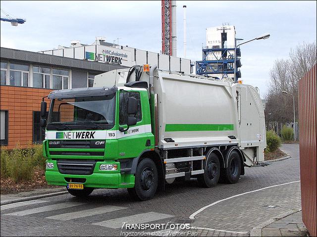 Netwerk wagen 193 056-TF Ingezonden foto's 2011