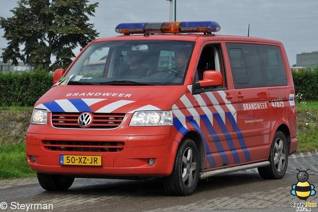 DSC 5640-border Defilé 100 jaar Brandweer IJsselstein
