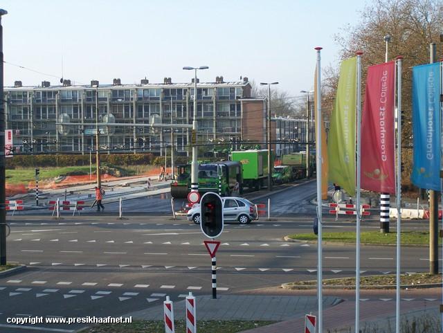 asfaltering LangeWal (2) Asfaltering Lange Wal