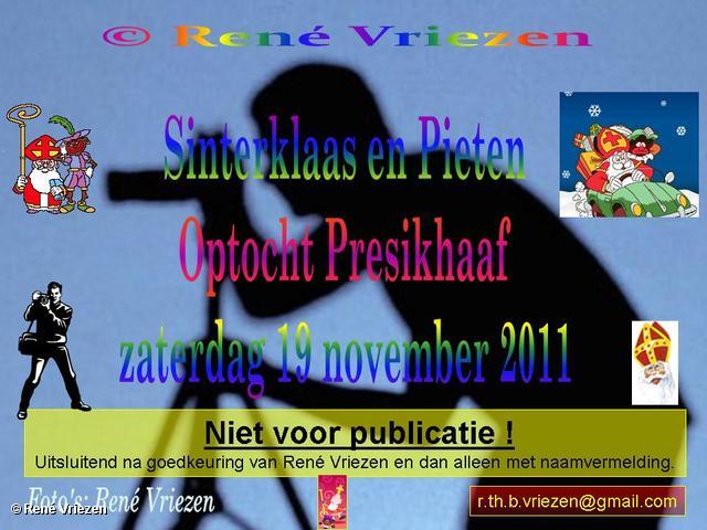 René Vriezen 2011-11-19#0000-3 Sinterklaas en Pieten Optocht Presikhaaf zaterdag 19 november 2011