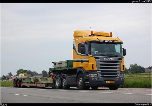 DSC 2622-border Steentjes Transport - Duiven