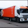 Post nl - Dem Haag  BZ-JJ-05 - Iveco 2011