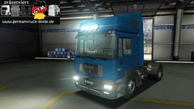 gts MAN F2000 + Interieur by Gayka verv daf B 1 GTS TRUCK'S