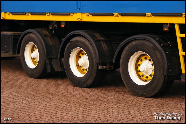 Jobo Transport - Gasselte  wielen steentrailer Jobotrans - Gasselte