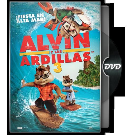 Alvin y las ardillas 3 [DVDRip] [Espa�ol Latino] [2011]