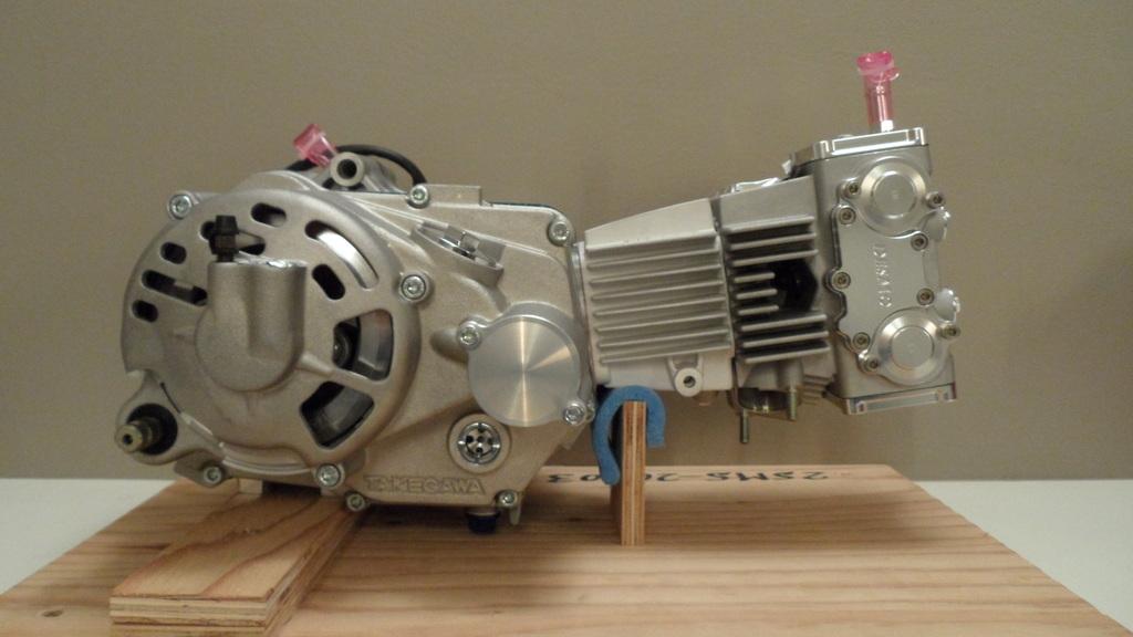 Takegawa Engine Build