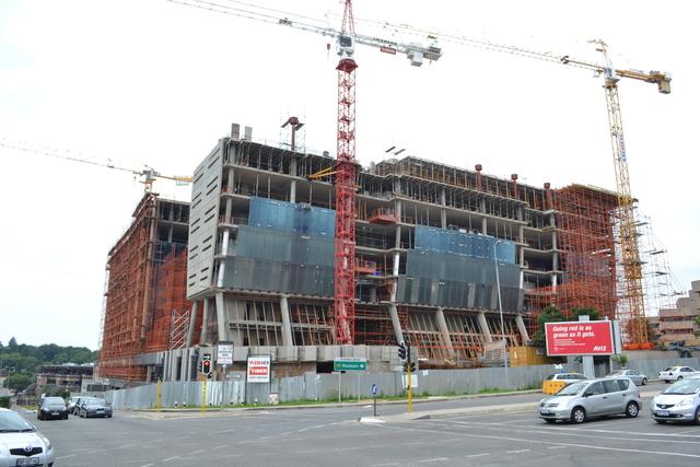 Alexander Forbes Headquarters Johannesburg South Africa