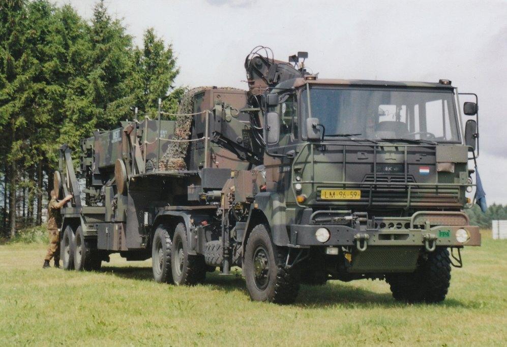 Netherlands DAF Patriot -